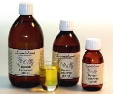 Dorschlebertran / Lunderland 500 ml