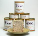 Boos Hühnerfleisch-Menü 6 x 800 g