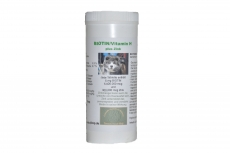 Biotin Tabletten-forte / G-H-S  ca. 210 St