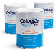Collagile® dog 225g   2 Dosen