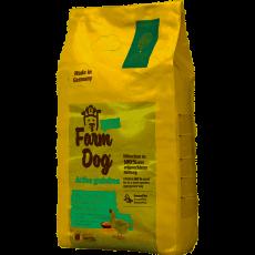 FarmDog Active grainfree mit Hühnchen & roter Linse  (10 kg)