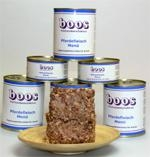 Boos Pferdefleisch-Menü  800 g